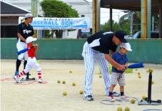 野球教室イメージ
